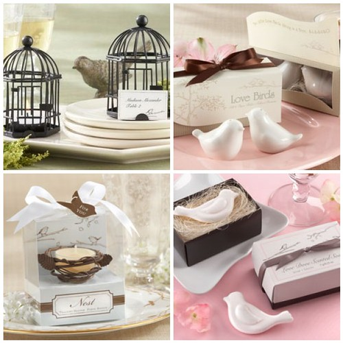 Love Birds Wedding Favors - For Lovers and Nature Lovers | Things ...