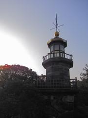(ototadana) Tags: park blue sky lighthouse japan tokyo
