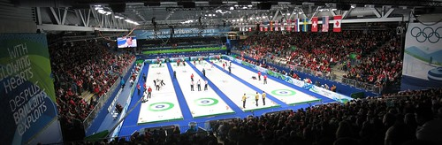 Curling Venue (Wide Angle)