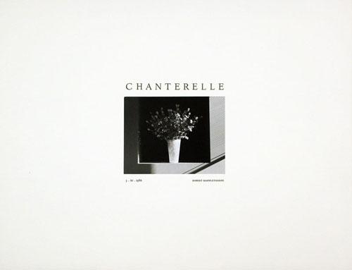 Chanterelle restaurant