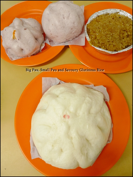 Hainan Pau @ Klang Food Centre