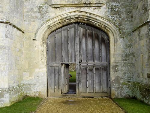 Main Doors, Titchfield Abbey