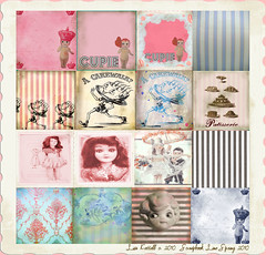 My New Scrapbook Line! Spring 2010