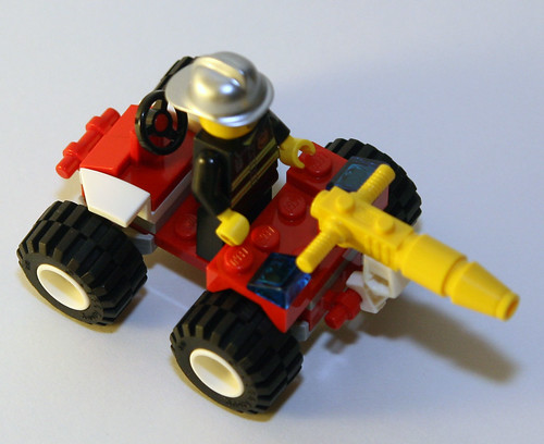 LEGO 30001 City Fire Chief