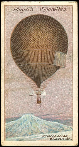 Andree's Polar Balloon, 1897