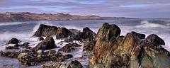 Generally having calmer waters than the surrounding sea. (Rawkhard) Tags: sea newfoundland atlantic than waters having surrounding calmer bayroberts generally aroundthebay