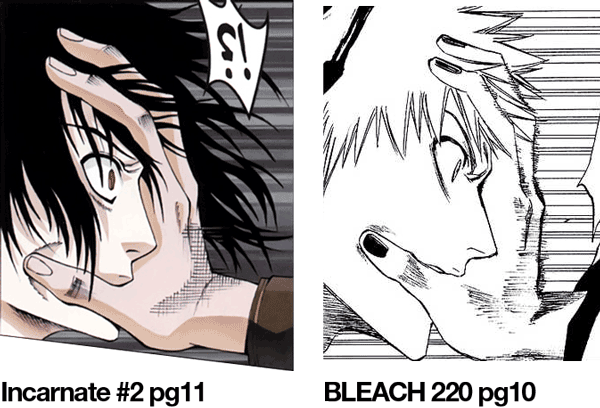 Nick Simmons Kubo Tite Bleach Incarnate