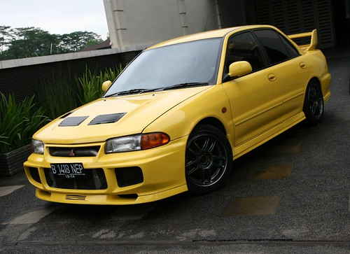 DIJUAL!!! Mitsubishi Lancer Evolution III (warning: banyak gambar) 4402931629_192febfe70