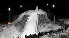 New Oslo Holmenkollen ski jump in Norway #6
