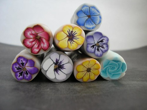 Pansy Canes