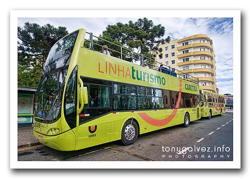 Linha Turismo, Curitiba