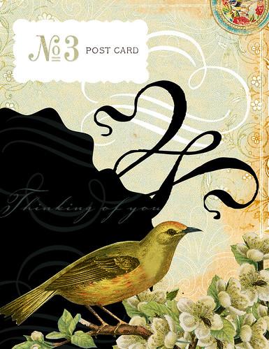 Postcard No. 3