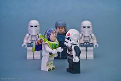 23#365 - BUZZ's welcome day! (albis.pic) Tags: stilllife macro buzz nikon lego buzzlightyear waltdisney minifigure