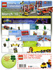 UK brand store calendar March 2010