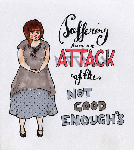 The not good enough's