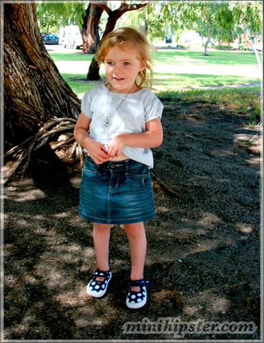 PHOEBE. MiniHipster.com: children's childrens clothing trends, kids street fashion, kidswear lookbook