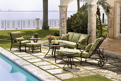 Winston Outdoor Furniture - Sea Villa Cast