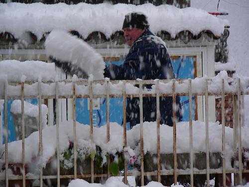 Gelida nevada 1r dia