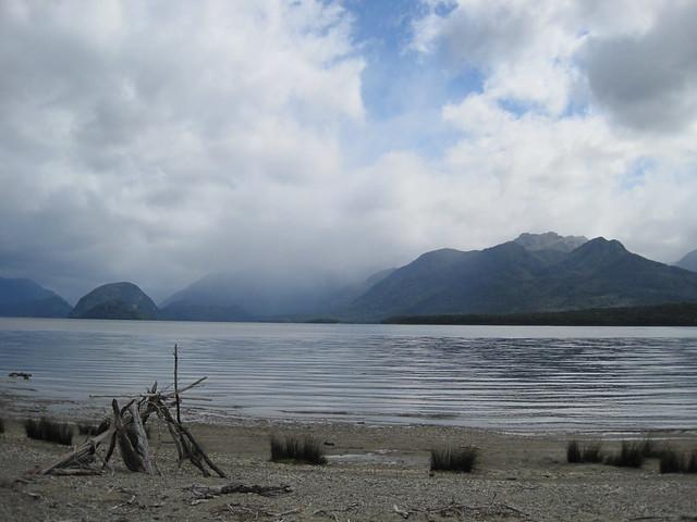 Kepler Trek 10 - Shallow Bay at Lake Manapouri by Ben Beiske
