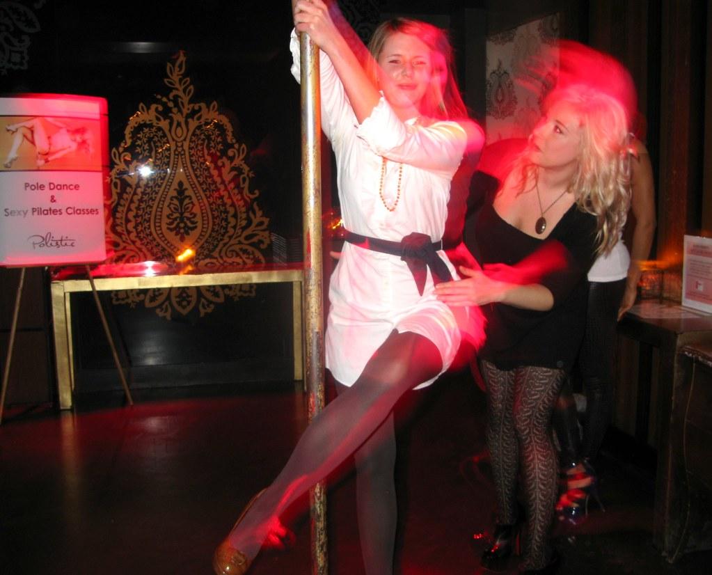 Pole Dancing 101