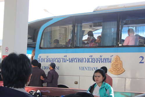 Bus to Udon Thani