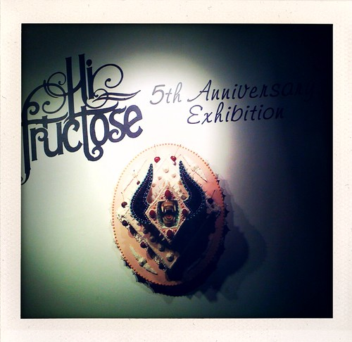 Art: Hi Fructose 5th Anniversary Exhibition