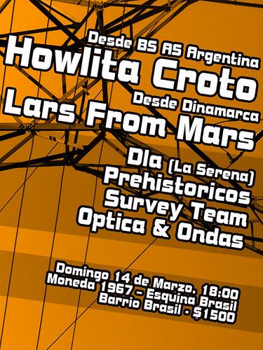 Howlita Croto (Argentina)