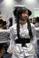 AOF 2009 (jekert gwapo) Tags: anime cute japanese costume cosplay manga bleach chobits dressup fantasy convention kawaii batman filipino gundam onepiece naruto maid luffy samuraix princeoftennis maidcafe rurounikenshin fatestaynight souleater