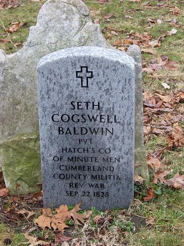 Seth Cogswell Baldwin