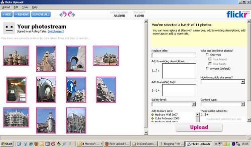 FlickrUploadr
