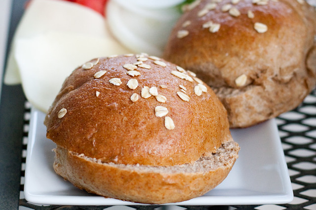 Shiner Bock Beer Hamburger Buns