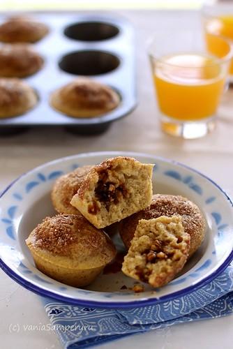 Coffee-Cake Muffins