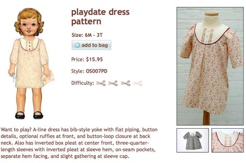 Oliver S Playdate Dress