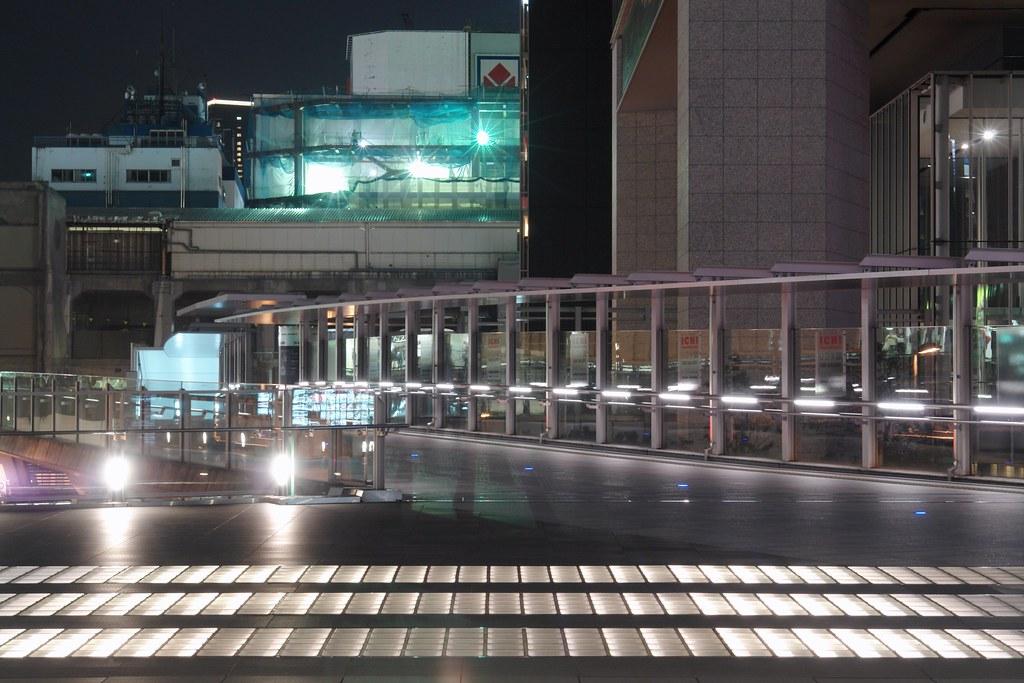 Akihabara UDX midnight  (SL-40ZSC testshot)