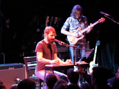 Band of Horses, Fox Theater, Boulder 3-15-10