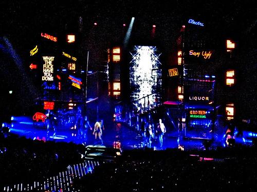 GaGa Concert Sydney Oz - 15