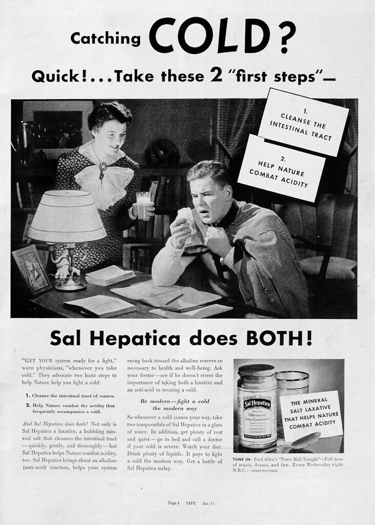 1937 Sal Hepatica