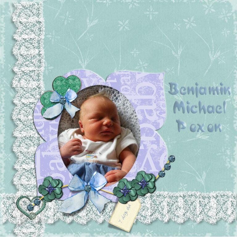 Benjamin Michael Poxon