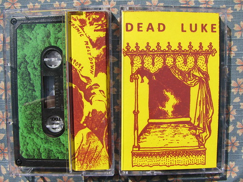 Dead Luke - Cosmic Meltdown - Night-People