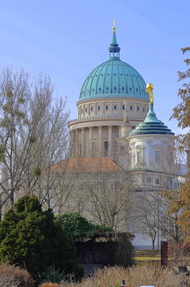 Altes Rathaus - St. Nikolaikirche