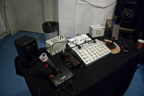 Dave Krooshof's setup