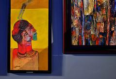 Day 24 (OrangeRy ~ Sara) Tags: art colors painting nikon sara gallery arab saudi arabia riyadh  orangery   d90     faisalia
