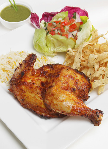 The Muthu's Flavors - Tandoori Chicken