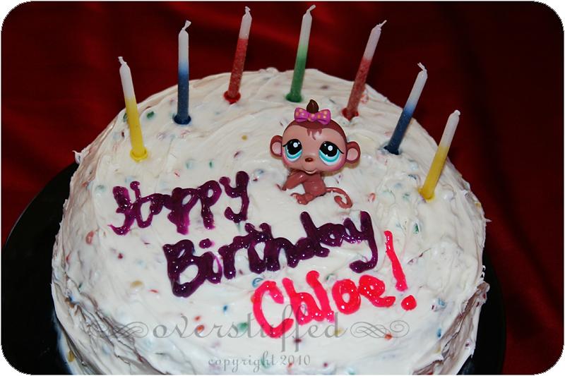 Third Cake