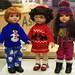 Michael, Ann Estelle, Sophie