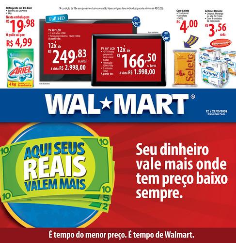 ofertas de walmart. Walmart - Tablóide Quinzenal