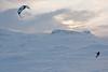 Haukeli (TrulsHE) Tags: winter sunset sun white snow kite cold sol norway norge vinter cloudy cult 105 kiting dnt snø solnedgang kiteskiing haukeli snowkiting naish kaldt hvitt overskyet fjellstue haukeliseter turistforeningen