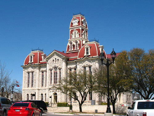 weatherford courthouse