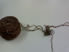 evil, evil yarn