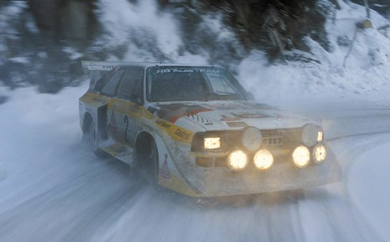 30 years audi quattro 30thcelebrations